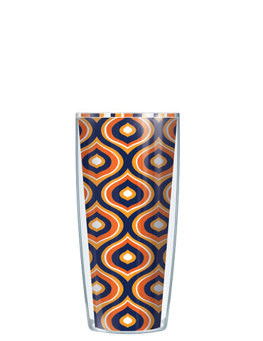 Orange Color Drops Tumbler - Signature Tumblers - Tumbler -  - 1