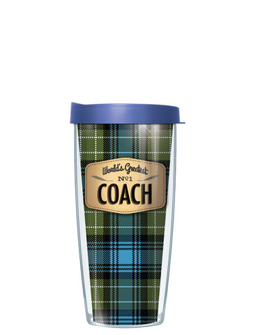World's Greatest Coach - Signature Tumblers - Tumbler -  - 2