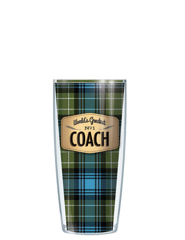 World's Greatest Coach - Signature Tumblers - Tumbler -  - 1