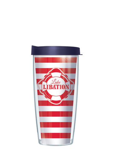 Red Lake Libation Tumbler