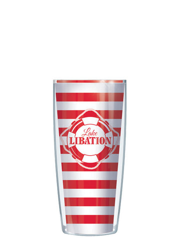 Red Lake Libation Tumbler - Signature Tumblers - Tumbler -  - 1