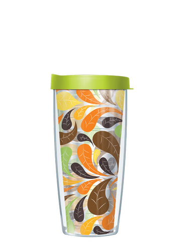 Leaves Clear Tumbler - Signature Tumblers - Tumbler -  - 2