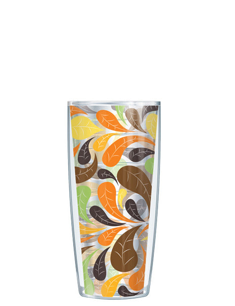 Leaves Clear Tumbler - Signature Tumblers - Tumbler -  - 1