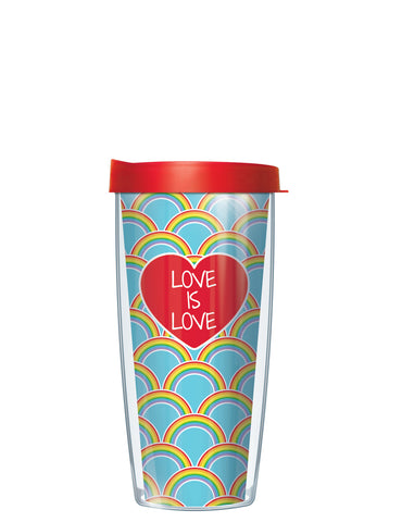 Love is Love Tumbler - Signature Tumblers - Tumbler -  - 2