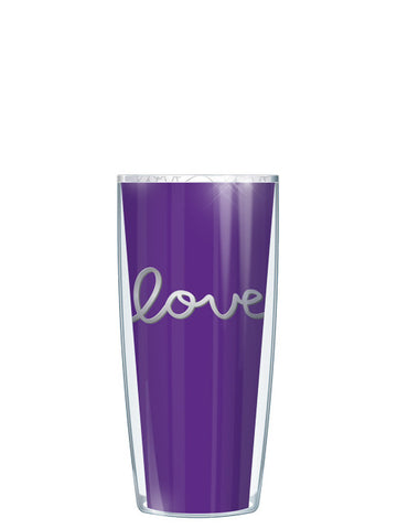 Purple Love Tumbler - Signature Tumblers - Tumbler -  - 1