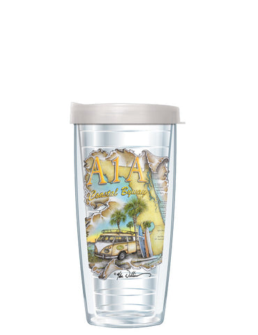 Coastal Byway by Mike Williams - Signature Tumblers -  -  - 2