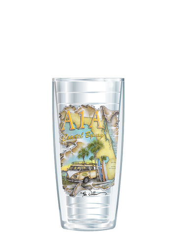 Coastal Byway by Mike Williams - Signature Tumblers -  -  - 1