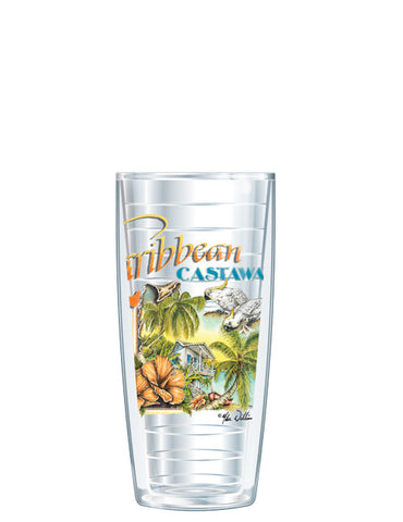 Caribbean Castaway by Mike Williams - Signature Tumblers -  -  - 1