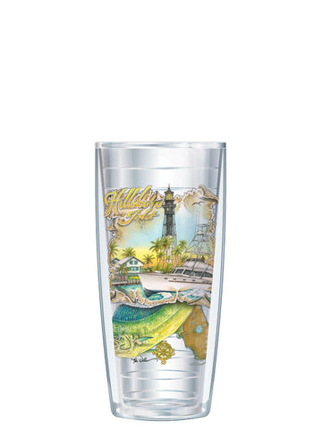 Hillsboro Inlet by Mike Williams - Signature Tumblers -  -  - 1