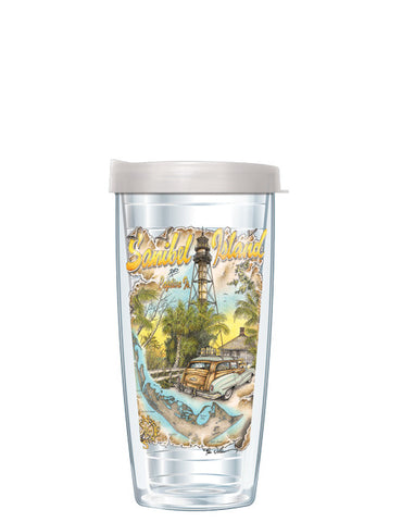 Sanibel Island by Mike Williams - Signature Tumblers -  -  - 2