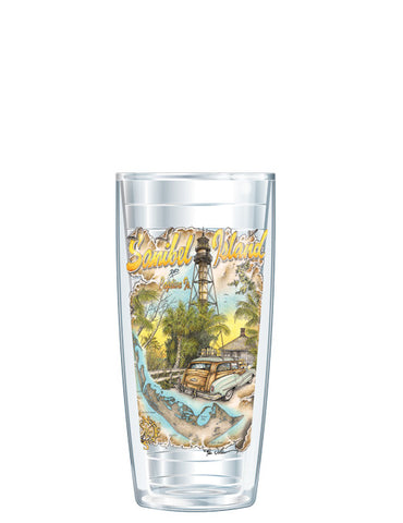 Sanibel Island by Mike Williams - Signature Tumblers -  -  - 1