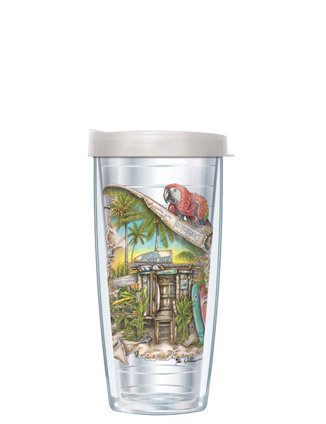 Oscar's Surf Shack by Mike Williams - Signature Tumblers -  -  - 1