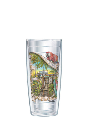 Oscar's Surf Shack by Mike Williams - Signature Tumblers -  -  - 2