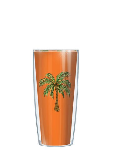 Orange Palm Trees Tumbler - Signature Tumblers - Tumbler -  - 1