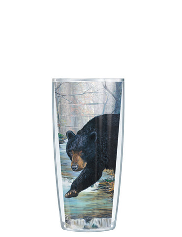 Bearly Wading by Randy McGovern Tumbler - Signature Tumblers - Tumbler -  - 1