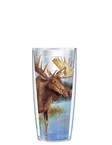Moosetique by Randy McGovern Tumbler - Signature Tumblers - Tumbler -  - 1