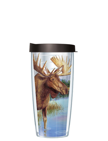 Moosetique by Randy McGovern Tumbler - Signature Tumblers - Tumbler -  - 2