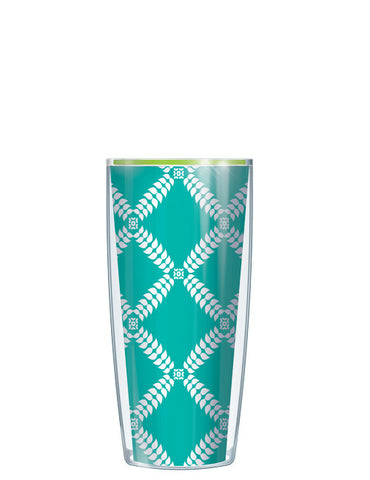 Royal Diamonds Teal Tumbler - Signature Tumblers - Tumbler -  - 1