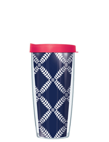 Royal Diamonds Navy Tumbler - Signature Tumblers - Tumbler -  - 2