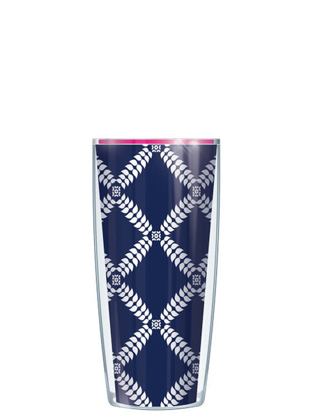 Royal Diamonds Navy Tumbler - Signature Tumblers - Tumbler -  - 1