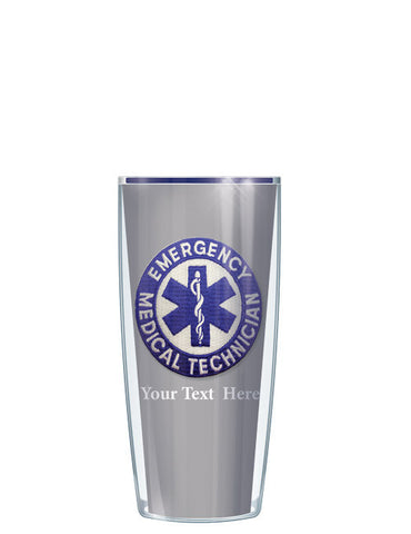 Personalized Text With Font Option EMT - Signature Tumblers - Tumbler -  - 1