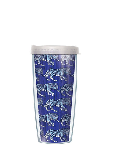 Royal Tigers Tumbler - Blue and White - Signature Tumblers - Tumbler -  - 2