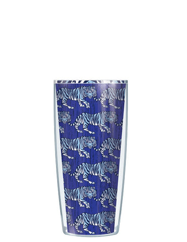 Royal Tigers Tumbler - Blue and White - Signature Tumblers - Tumbler -  - 1