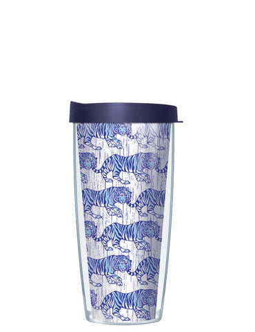 Royal Tigers Tumbler - White and Blue - Signature Tumblers - Tumbler -  - 2