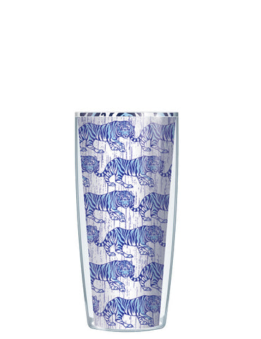 Royal Tigers Tumbler - White and Blue - Signature Tumblers - Tumbler -  - 1