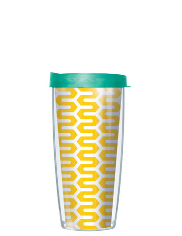 Yellow Wiggly Road Tumbler - Signature Tumblers - Tumbler -  - 2
