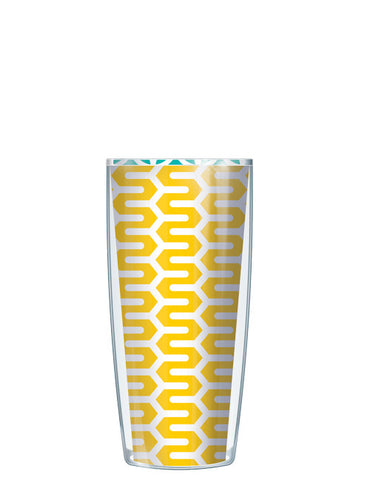 Yellow Wiggly Road Tumbler - Signature Tumblers - Tumbler -  - 1