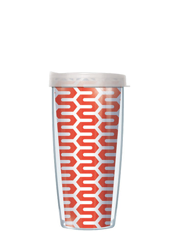 Tomato Red Wiggly Road Tumbler - Signature Tumblers - Tumbler -  - 2