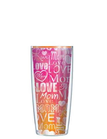 Mom Words Tumbler - Signature Tumblers - Tumbler -  - 1