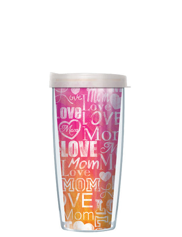 Mom Words Tumbler - Signature Tumblers - Tumbler -  - 2