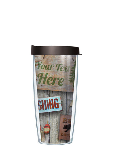 Personalized Text Welcome - Signature Tumblers - Tumbler -  - 2