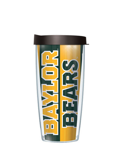 Baylor University - Vertical Stripes with Black Lid