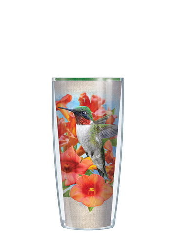 Ruby Throated Hummingbird Tumbler - Signature Tumblers - Tumblers -  - 1