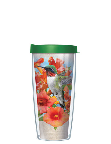 Ruby Throated Hummingbird Tumbler - Signature Tumblers - Tumblers -  - 2
