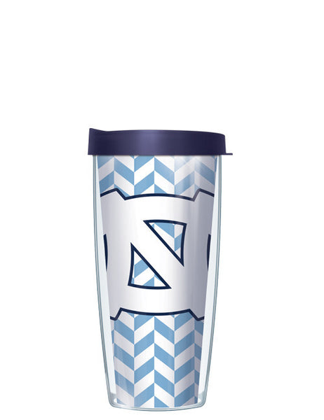 University of North Carolina - Herringbone Pattern