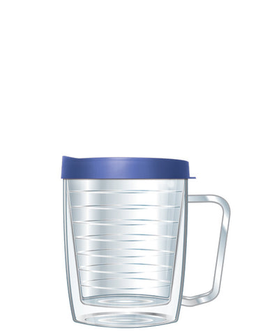 18oz Monday Coffee Clear Tumbler - Signature Tumblers -  -  - 2