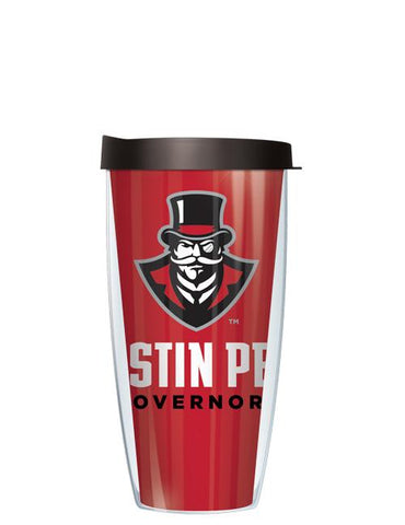 Austin Peay State University - Large Logo Repeat Pattern Inside Pattern