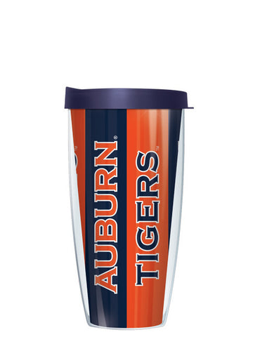 Auburn University - Vertical Stripes Pattern