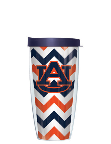 Auburn University - Chevron Pattern