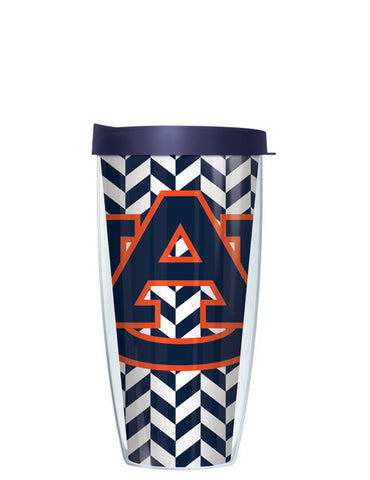 Auburn University - Herringbone Pattern