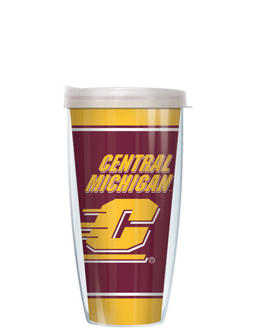 Central Michigan University - Varsity Stripes Pattern
