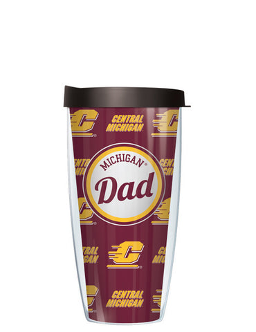 Central Michigan University - Dad Pattern