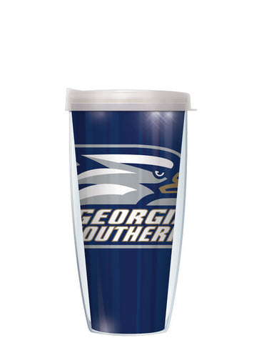 Georgia Southern University - Large Logo Pattern