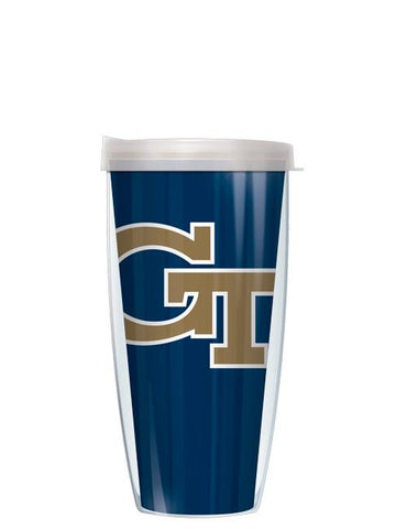 Georgia Tech - Large Logo Pattern