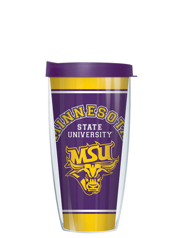 Minnesota State University, Mankato - Varsity Stripes Pattern