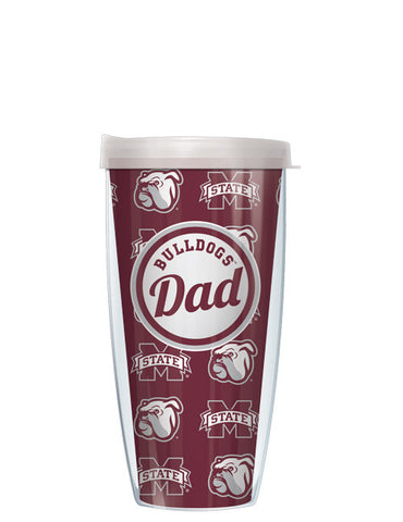 Mississippi State University - Dad Pattern